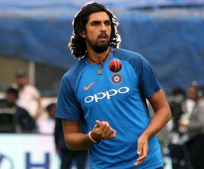 Out-of-favour Ishant released for Ranji Trophy