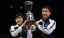 DPR Korean wins first title in 36 years as China seals women's singles champion
