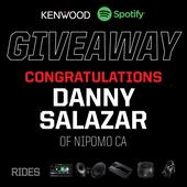 Congratulations To All The Kenwood USA Giveaway Winners