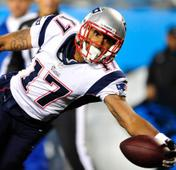 Cardinals sign former Patriots wideout Aaron Dobson