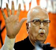 LK Advani, Murli Manohar Joshi not in BJP's 'jail bharo' list