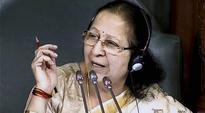 MPs do flag social issues, says Speaker Sumitra Mahajan