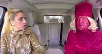 You'll Thank Lady Gaga For The Ride In 'Carpool Karaoke' With James Corden