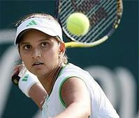 Sania, Huber shocked in quarters of Eastbourne event