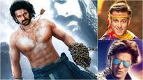 Baahubali 2 (Hindi) BEATS Salman Khan and Shah Rukh Khan's best 2-day totals and its EPIC run continues!