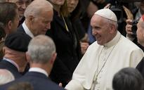 Biden, Pope Francis press for universal access to medical cures