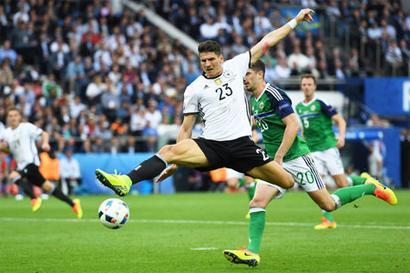 Why Germany striker Gomez was forced to leave Turkish club Besiktas