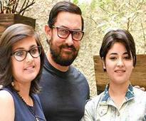 Zaira Wasim thanks Aamir, director on National Award win