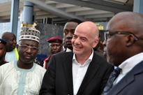 FlFA President in Abuja, to Meet Buhari Monday
