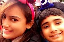 Qubool Hai fame Surbhi Jyoti celebrates her birthday in Disneyland