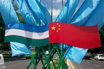 Chinese leader says China supports Uzbekistan