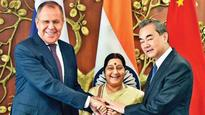 Fault lines in the Russia-India-China trilateral meeting