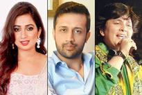 Shreya, Atif, Falguni: Do you know what's common between these singers?
