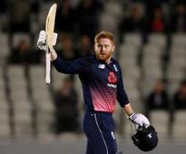 Bairstow ton guides England to easy win over Windies
