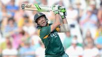 De Villiers steers SA to win