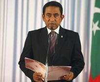 Opposition leaders detained as Maldives president declares 15-day emergency