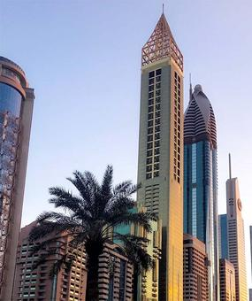 Welcome to the world's tallest hotel