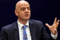 Infantino appeals to wealthy UEFA to give up FIFA cash