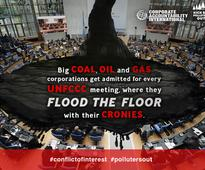 Big polluters have backdoor access to UNFCCC?
