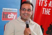 Sehwag's perfect reply to Morgan's sarcastic tweet