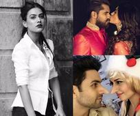 Divyanka Tripathi-Vivek Dahiya's kiss, Nia Sharma's swag, Kishwer Merchantt-Suyyash Rai's PDA  TV Insta this week