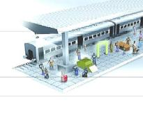 Centre plans airport model for Secunderabad railway station