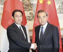 Kishida, Wang stress concerns over DPRK