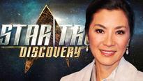 Michelle Yeoh joins cast of latest Star Trek series