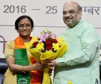 Rita dons saffron, says no alternative to BJP