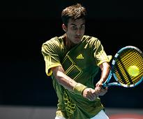 Delhi Open: Yuki bows out in singles, his fourth successive first-round defeat this season