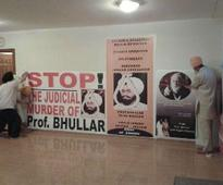 Bhullar hanging row: Sikh bodies to hold demonstration in front of UN office in Switzerland on April 25