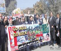 Pakistan stands with Kashmiris on Solidarity Day