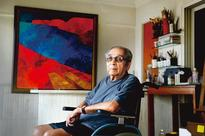 Akbar Padamsee returns to his iconic series with new works
