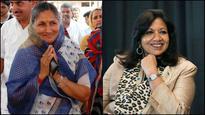 Savitri Jindal, Kiran Mazumdar-Shaw, and six other Indian women in Forbes' billionaires list