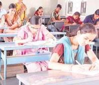 Allahabad University entrance test conducted smoothly