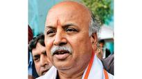 Dejected Praveen Togadia attacks Centre over Ram temple issue