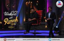 'Weekend with Ramesh 2:' Raghu Dixit on Kannada talk show