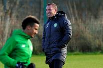 League Cup win reward for Celtic players - Rodgers