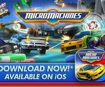 Micro Machines is Back and It's Better Than Ever!