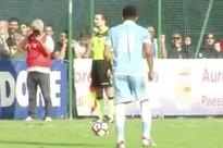 Ravel Morrison once again shows flashes of brilliance with outstanding Panenka penalty for Lazio