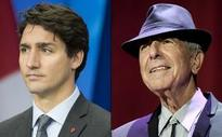 Justin Trudeau remembers Leonard Cohen: 'Canada and the world will miss him'