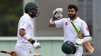 West Indies v/s Pakistan: Azhar Ali's ton anchors cautious Pakistan to 376 on day 2