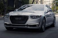 2017 Genesis G90 Launches Hyundai's New Luxury Brand in Detroit