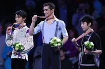 Yuzuru Hanyu and Javier Fernandez: Taking turns on top