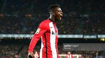 Could-be Ghanaian Inaki Williams sparkles with a goal and assist for Athletic Club in Spain