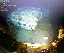Search for El Faro data recorder resumes Monday