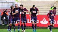 Villarreal suffer first defeat at Eibar