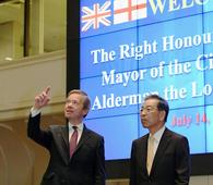 London's lord mayor says city to remain gobal financial center despite Brexit