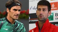 Roger Federer smart to target quicker surfaces: Novak Djokovic