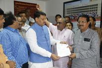 Ganpat Vasava resigns from the post of Speaker of Gujarat Assembly